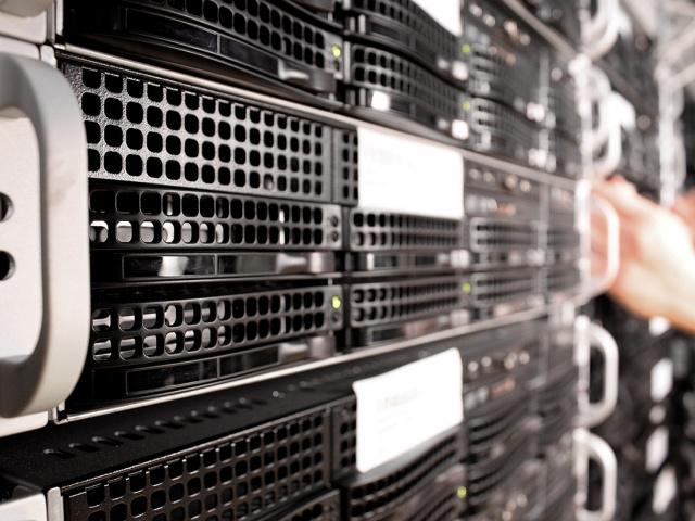 Serverbetreuung